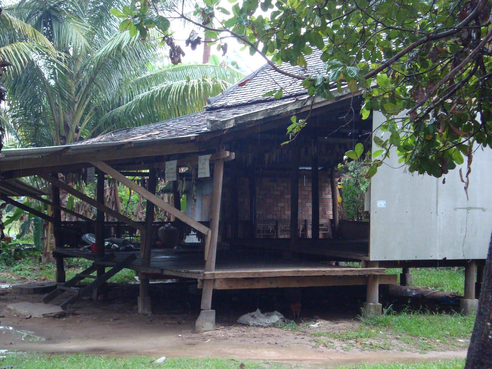 Huette Kambodscha