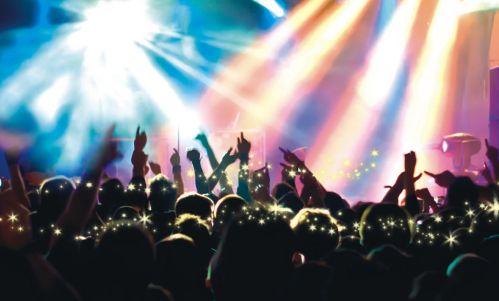 Magic live in concert