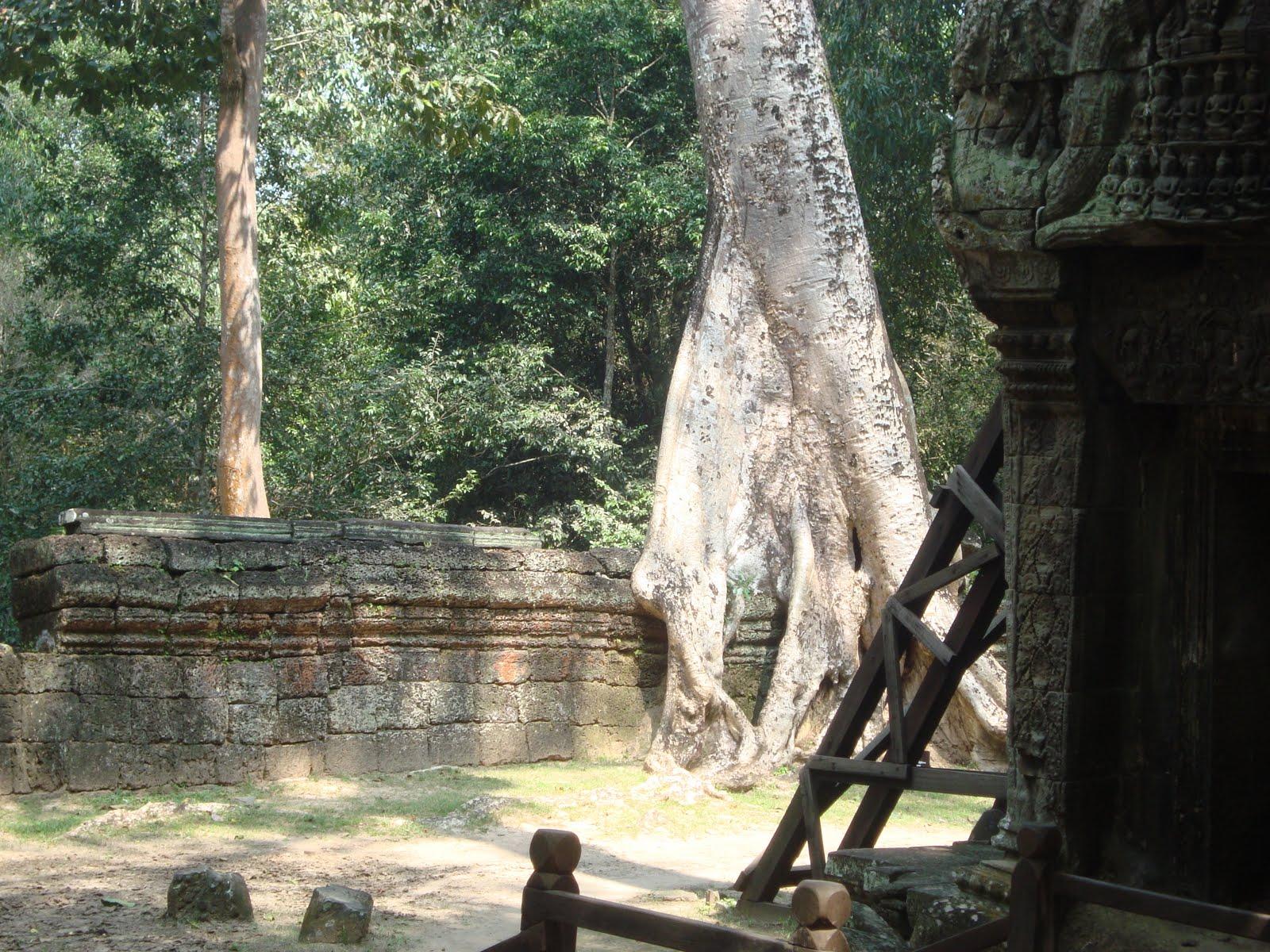 Tempel Angkor Thom