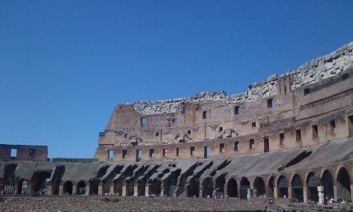 Kolosseum Rom Italien Rundreise