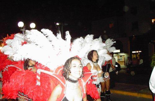 mexiko karneval umzug