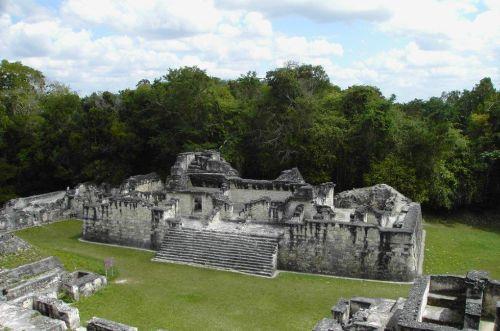 mexiko tempel