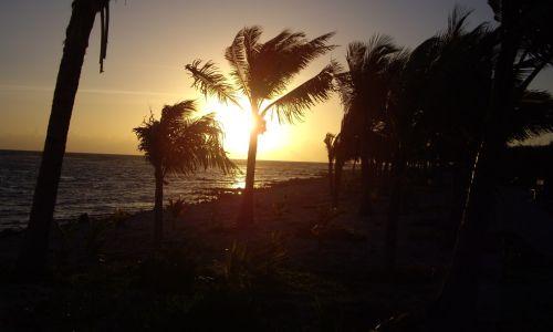 Cancun Sonnenaufgang Bild copyright by_Sven-Baldauf_pixelio.de