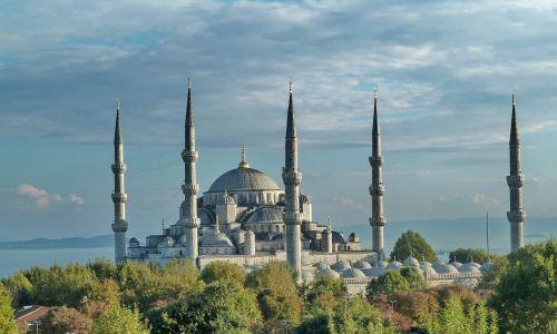 Istanbul Blaue Moschee copyright by_Dr.-Klaus-Uwe-Gerhardt_pixelio.de