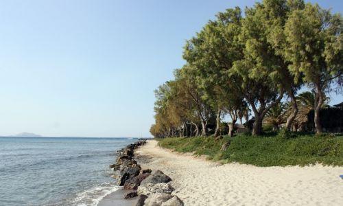 strand auf der griechischen Insel kos