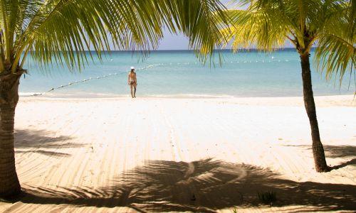 jamaika strand karibik