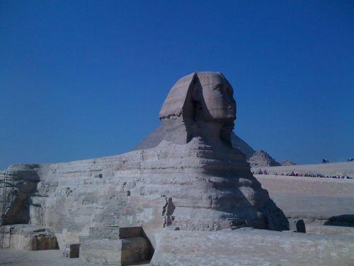 Sphinx Kairo