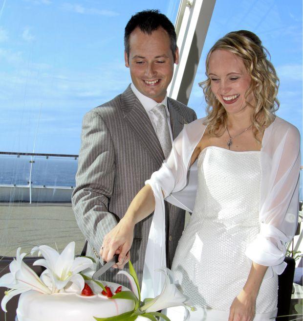 Hochzeit von Marcus und Mirijam Mersich