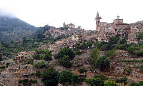 Dorf in Mallorca