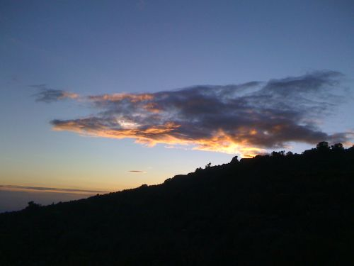 wolken-kilimanjaro