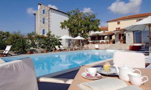 Hotel San Rocco, Istrien
