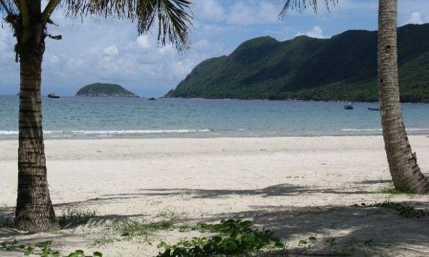 Insel Con Dao in Vietnam