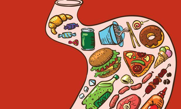 Magenproblem im Urlaub - kein Wunder