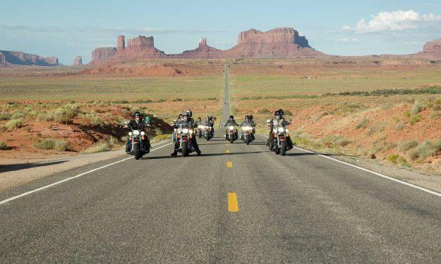Motorradreise USA