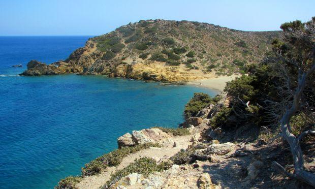 Küste auf Kreta