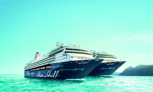 TUI Cruises: Mein Schiff I und II