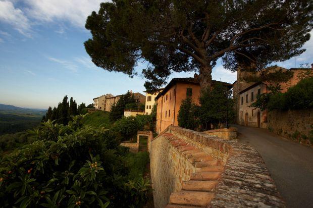 Castelfalfi Toskana