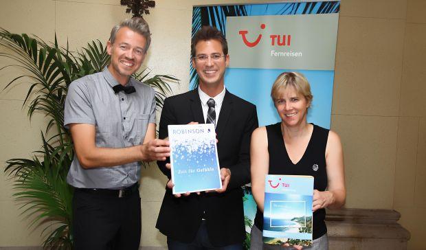 TUI Winterkataloge Präsentation