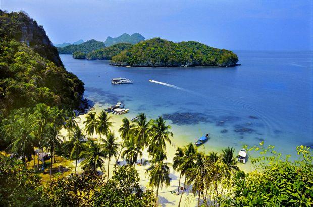 TUI_Thailand Ang Thong National Marine Park