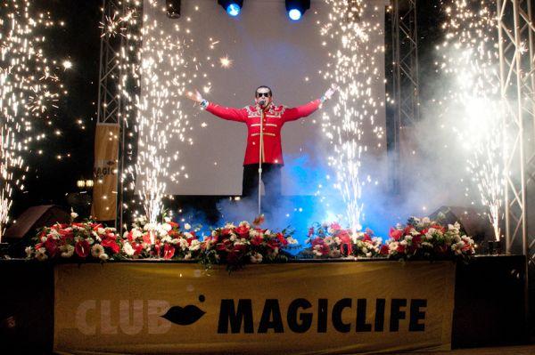 falco magic life