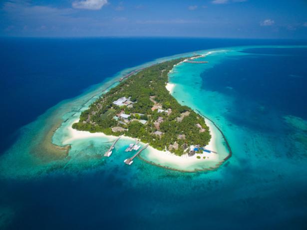Kurathi Island Maldives