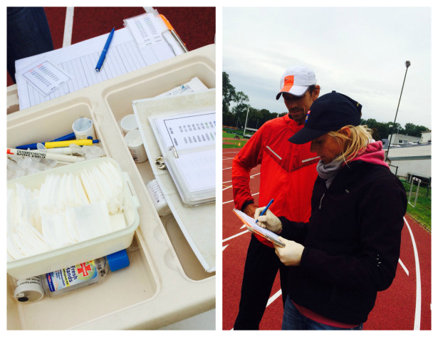 Beim Laktattest zur optimalen Vorbereitung für den TUI Marathon