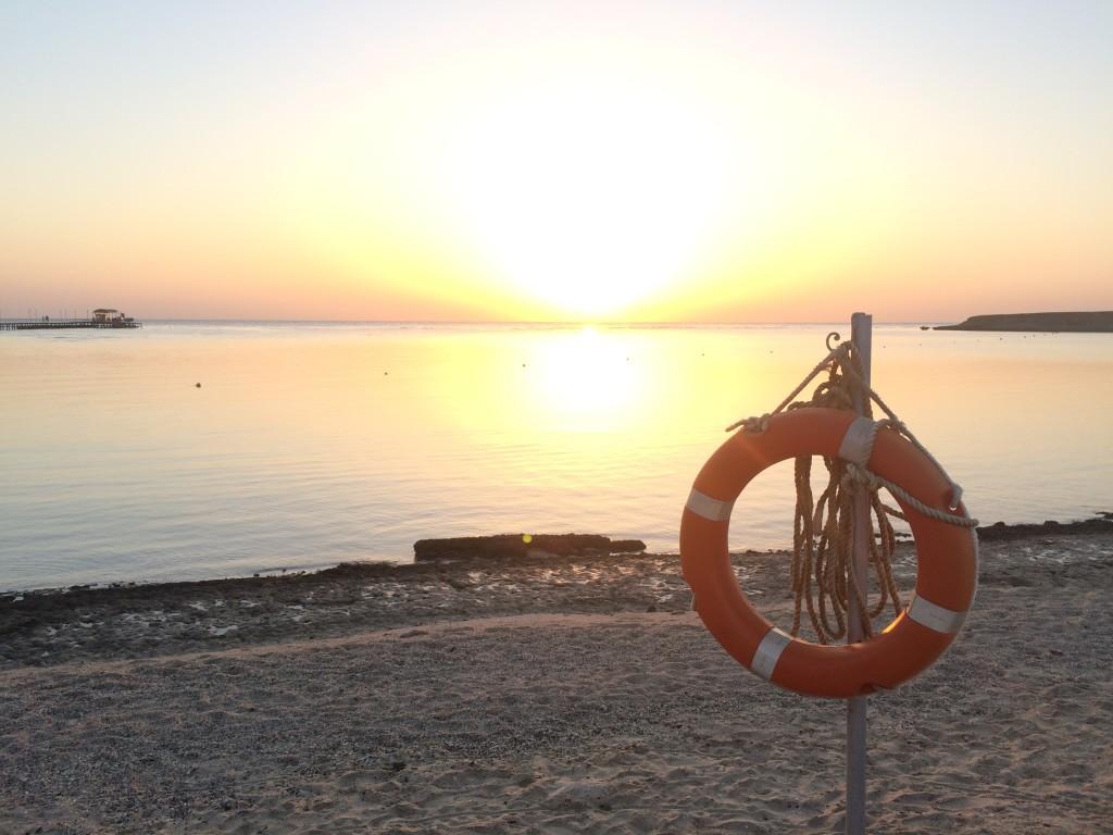 CLUB MAGIC LIFE Kalawy - Sonnenaufgang bei der Lagune