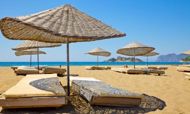 Entspannen an der Türkischen Riviera