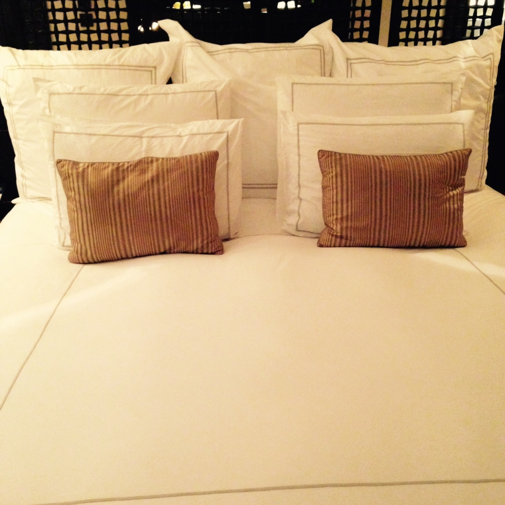 The Bed. Beachcomber Royal Palm Marrakech