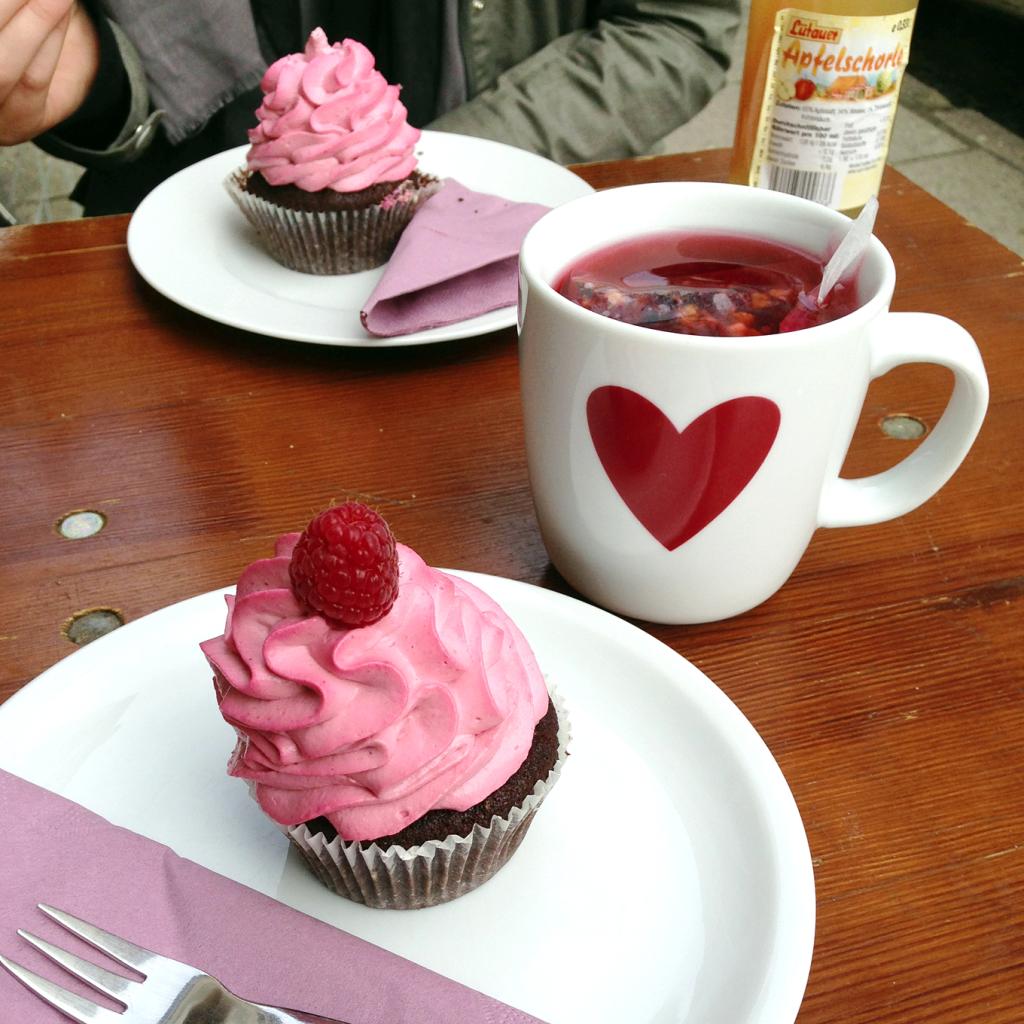 Hamburg Liebes Bisschen Cupcakes