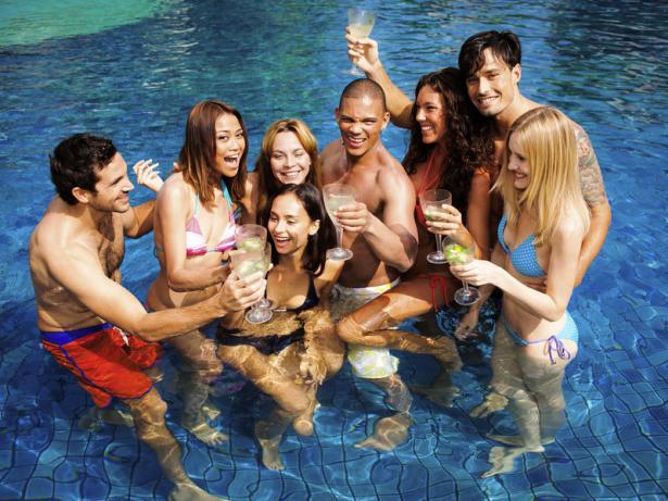 Spaß und Action auf Ibiza