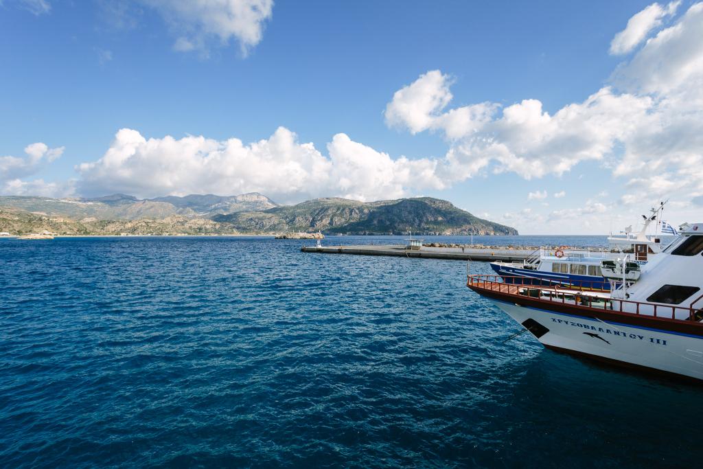 Hafen Pigadia