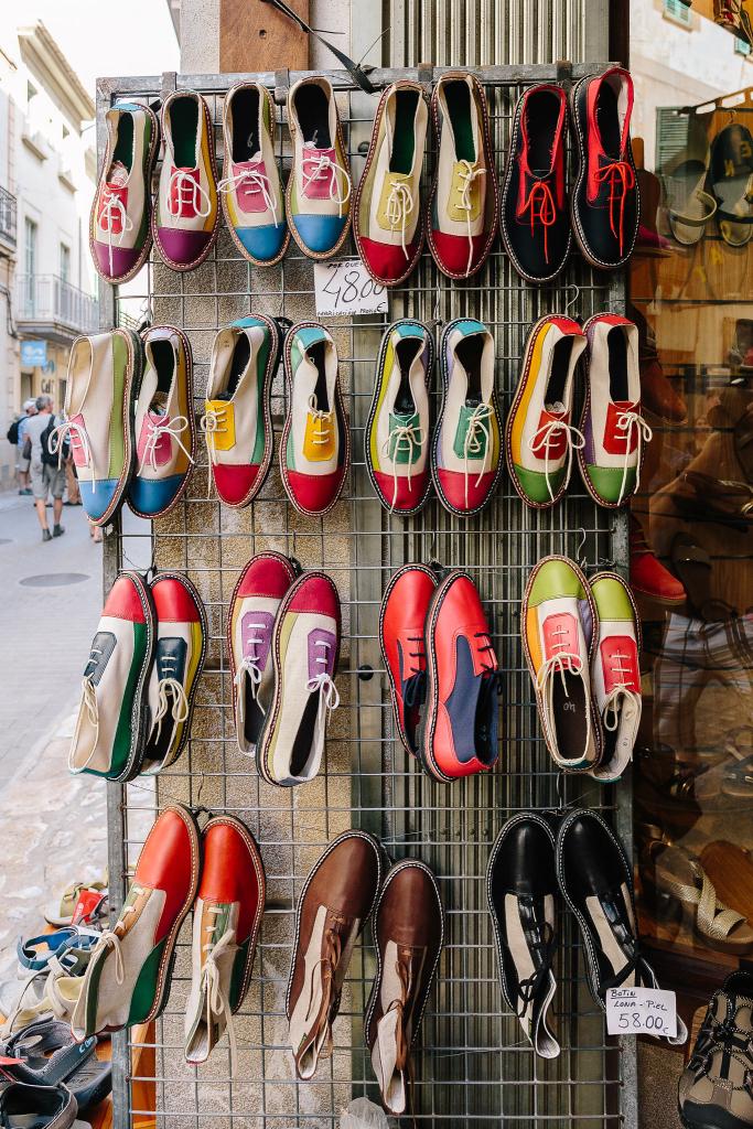 In den Gassen der Altstadt von Palma ©Florian Albert