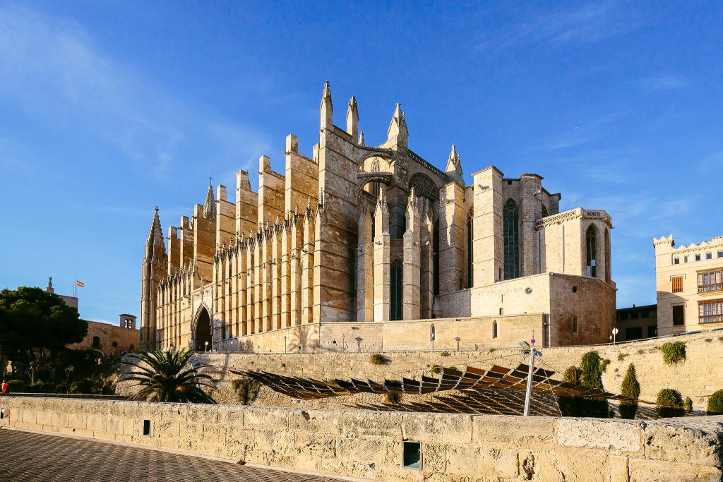 Kathedrale La Seu ©Florian Albert