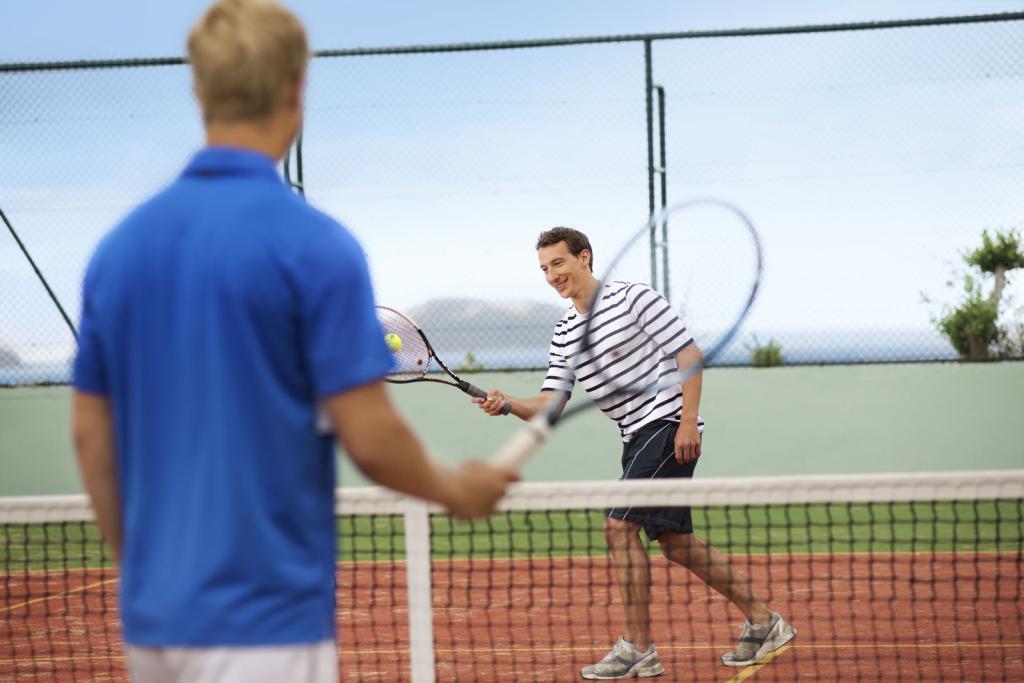 ROBINSON CLUB DAIDALOS_Tennis