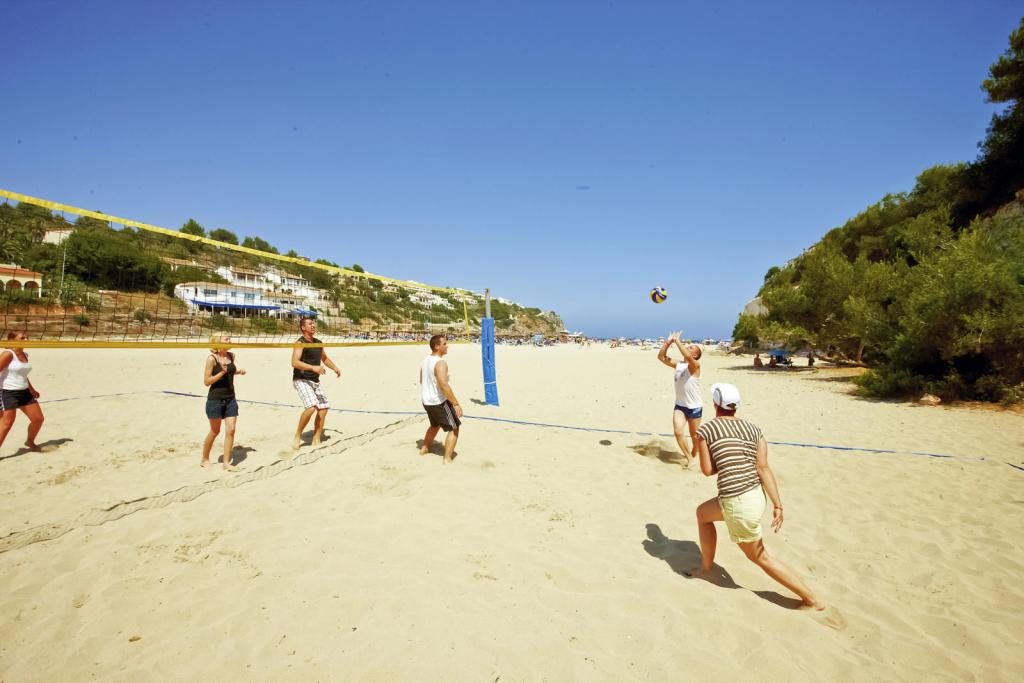 TUI best FAMILY Riu Romantica_Beachvolleyball