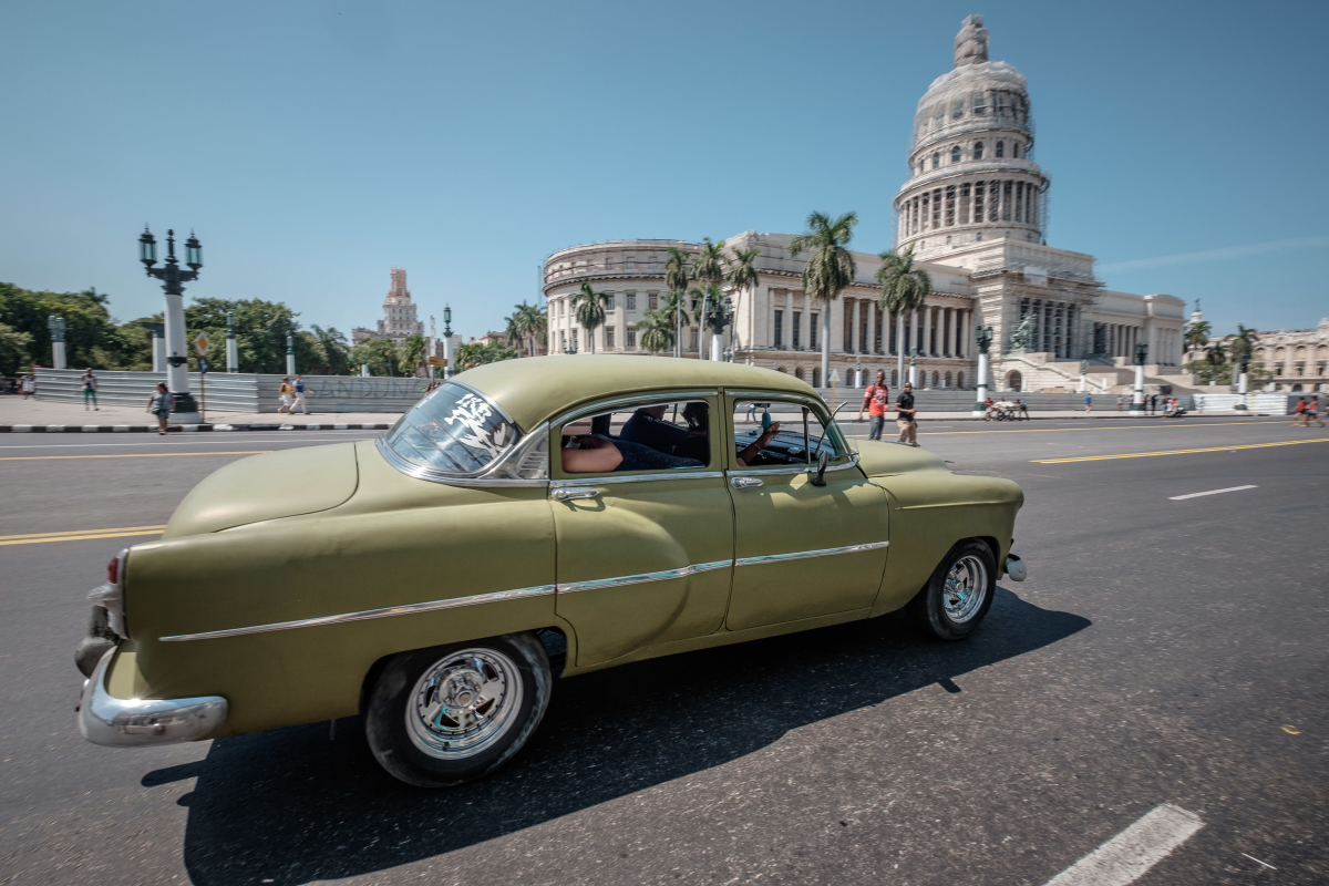 Havanna, Kapitol (c)TUI/Florian Albert