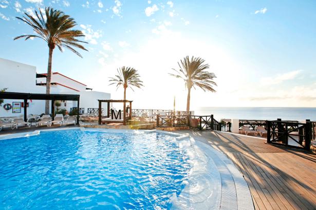 TUI MAGIC LIFE Fuerteventura Pool mit Blick