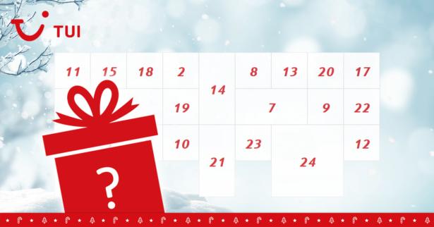 TUI Adventkalender 2018