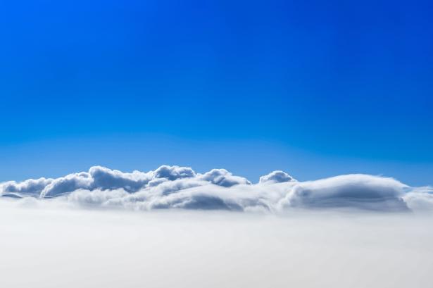 clouds - wolken