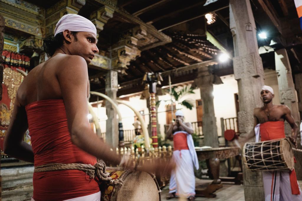 Zahntempel_Sri Lanka_Sri Dalada Maligawa_Kandy