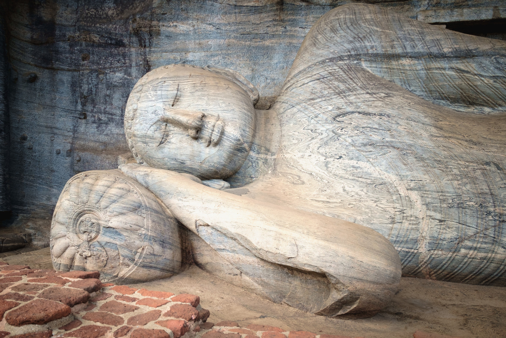 Buddhastatue_Sri Lanka_Pollonnaruwa