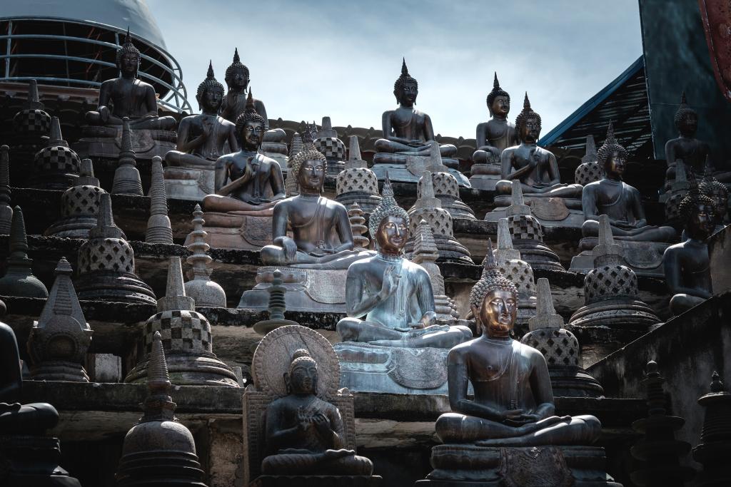 Buddhastatue_Sri Lanka_Colombo