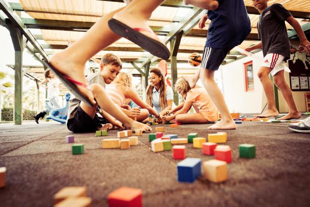 TUI_Smilestory_Kinderbetreuung in der Tuerkei_Spiele