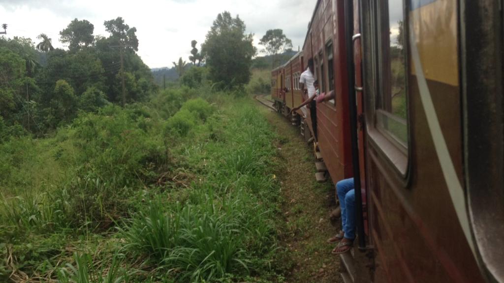 Zugfahrt_Sri Lanka_ Kandy - Nuwara Eliya - Ella