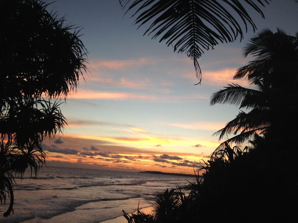 Sri Lanka_Straende_Strand_Bucht_Palmen