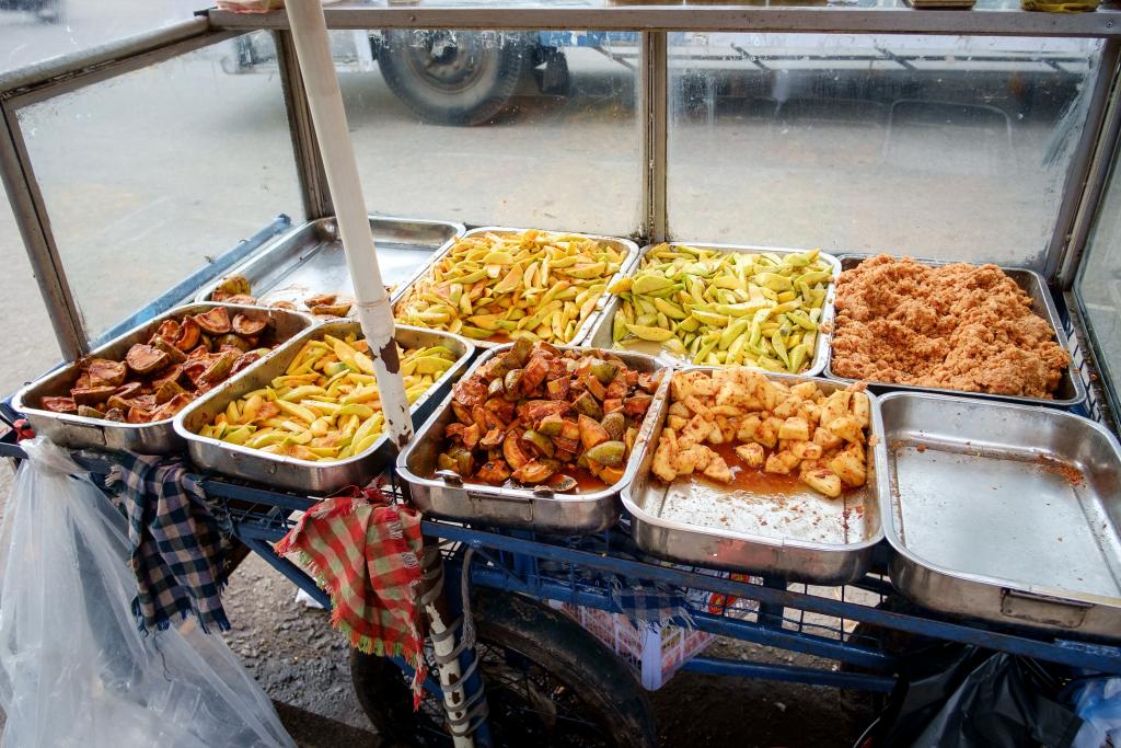 Sri Lanka_Colombo_Streetfood_Straßenessen