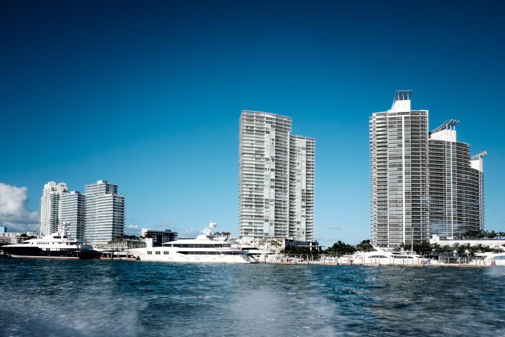 Miami Urlaub Speedboat