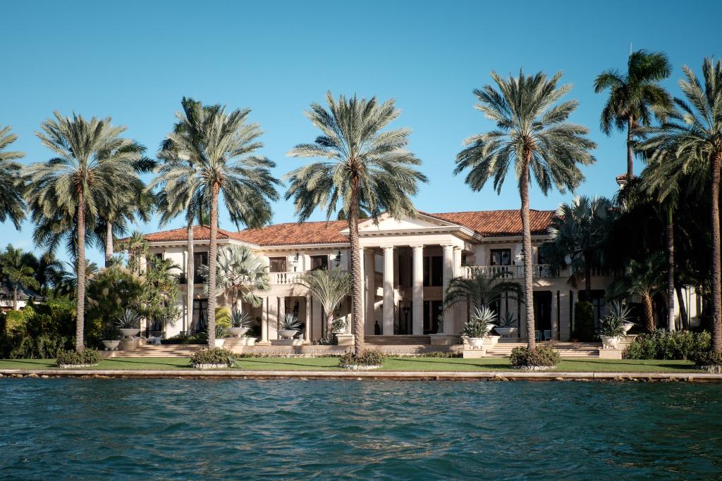 Miami Urlaub Fisher Island Gloria Estefan