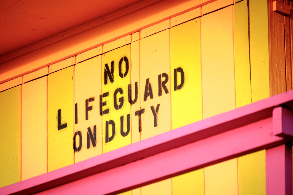 Life Guard Miami Beach Urlaub TUI